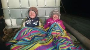 Barnen under filt