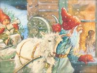 God Jul från Fallängetorp.