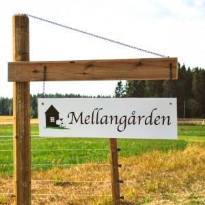 Mellangården vandrarhem, Fallängetorp.