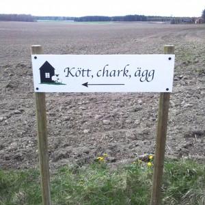 Fallängetorp bo på lantgård, B&B, anpassat vandrarhem.
